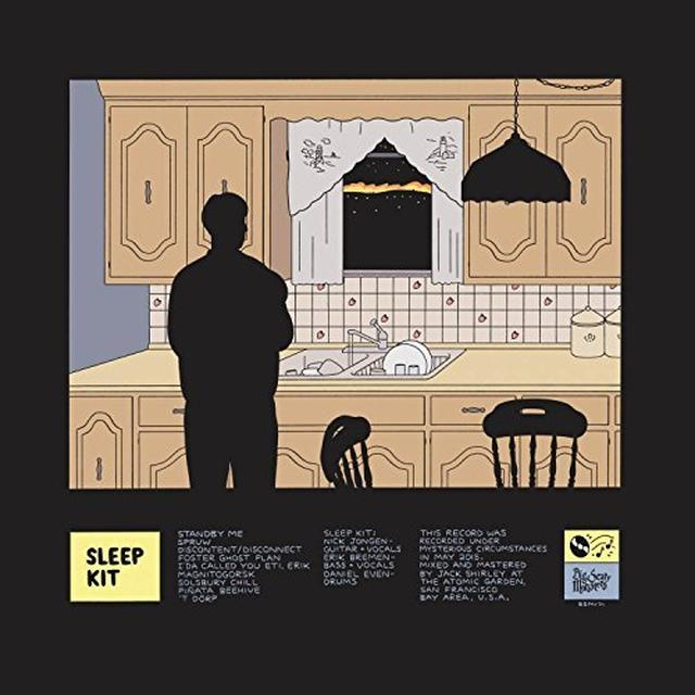 Sleep Kit II Vinyl Record - UK Import