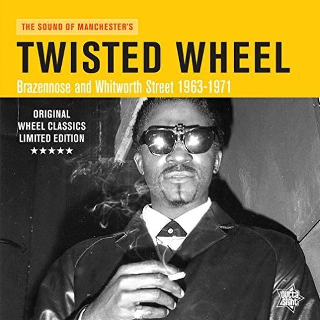 TWISTED WHEEL / VARIOUS (UK) TWISTED WHEEL / VARIOUS Vinyl Record