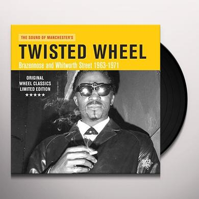 TWISTED WHEEL / VARIOUS (UK) TWISTED WHEEL / VARIOUS Vinyl Record
