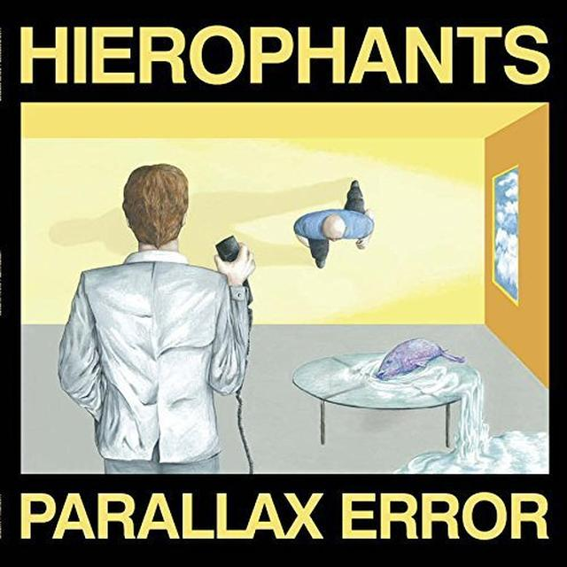 HIEROPHANTS PARALLAX ERROR Vinyl Record