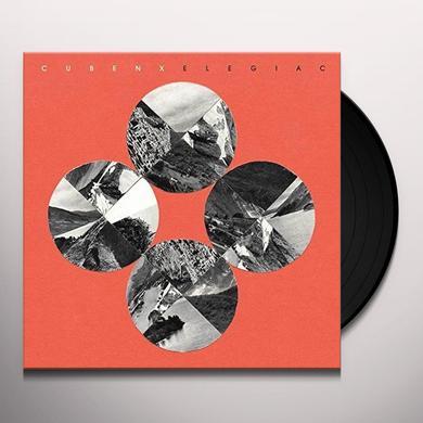 Cubenx ELEGIAC Vinyl Record - UK Import