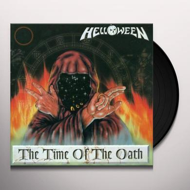 Helloween TIME OF THE OATH Vinyl Record - UK Import