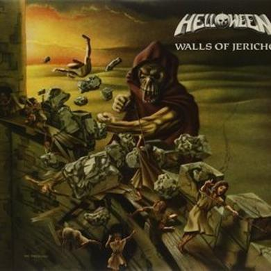 Helloween WALLS OF JERICHO Vinyl Record