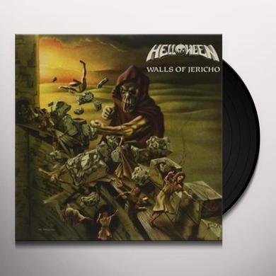 Helloween WALLS OF JERICHO Vinyl Record - UK Import