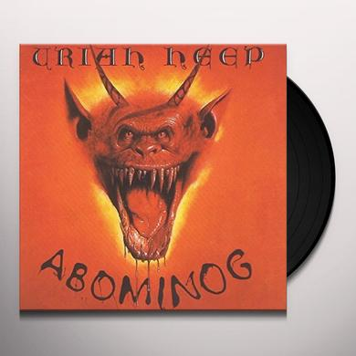 Uriah Heep ABOMINOG Vinyl Record - UK Import