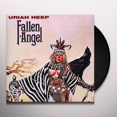 Uriah Heep FALLEN ANGEL Vinyl Record