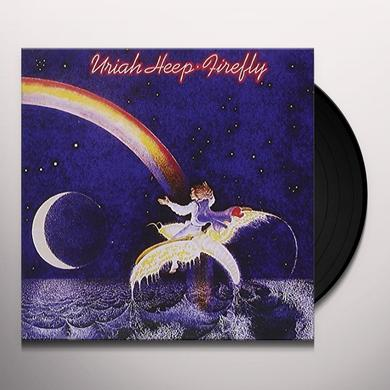 Uriah Heep FIREFLY Vinyl Record - UK Import