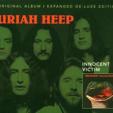 Uriah Heep INNOCENT VICTIM Vinyl Record