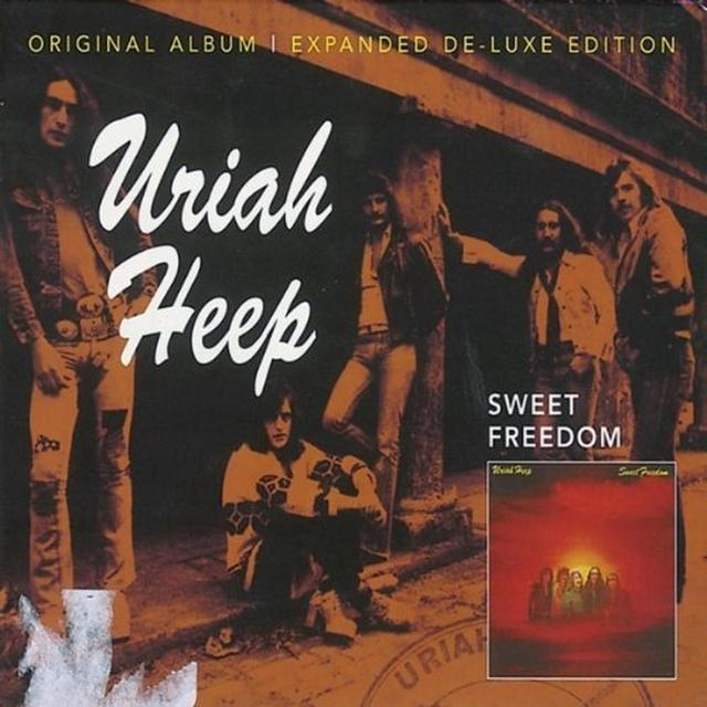Uriah Heep SWEET FREEDOM Vinyl Record