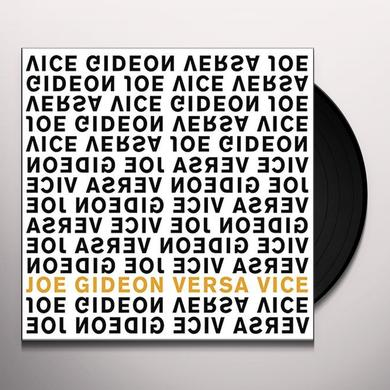 Joe Gideon VERSA VICE Vinyl Record
