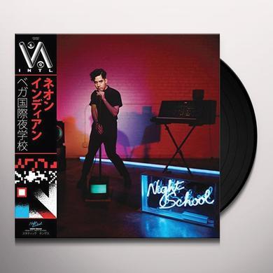 Neon Indian VEGA INTL. NIGHT SCHOOL Vinyl Record - UK Import