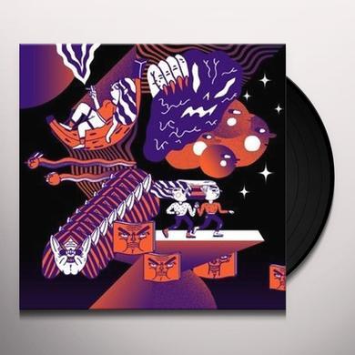 SEX JAMS CATCH Vinyl Record - UK Release
