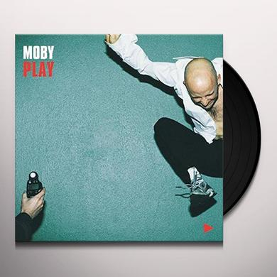 Moby PLAY Vinyl Record - UK Release