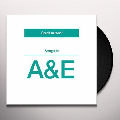 Spiritualized SONGS IN A&E Vinyl Record