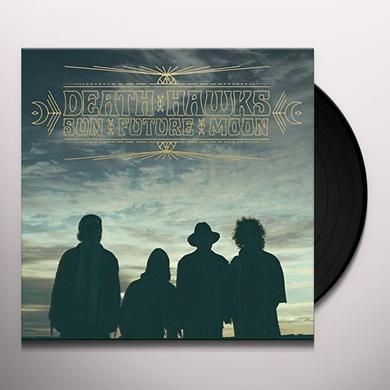 Death Hawks SUN FUTURE MOON Vinyl Record - UK Release