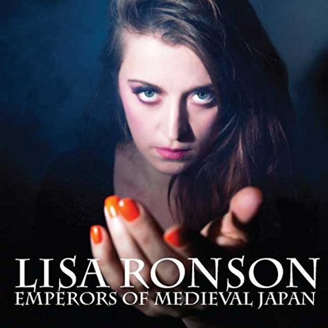 Lisa Ronson EMPERORS OF MEDIEVAL JAPAN (WHITE VINYL NUMBERED) Vinyl Record