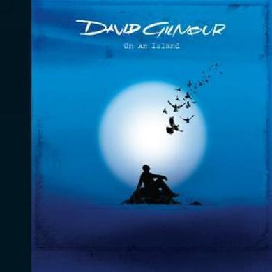 David Gilmour ON AN ISLAND Vinyl Record
