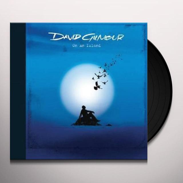 David Gilmour ON AN ISLAND Vinyl Record