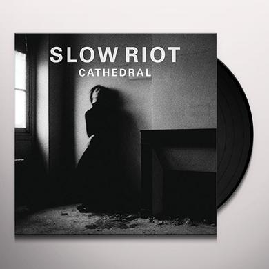 SLOW RIOT CATHEDRAL Vinyl Record - 10 Inch Single, UK Import