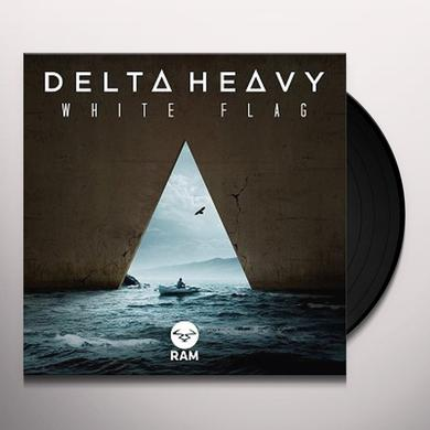 Delta Heavy WHITE FLAG VIP/ARCADIA Vinyl Record - UK Import