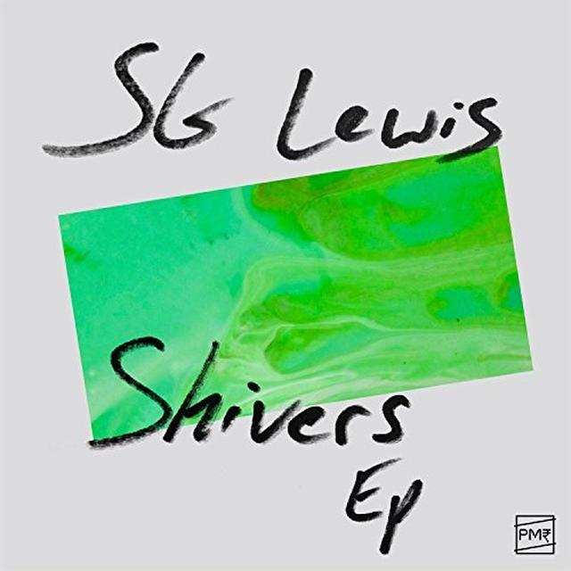 SG Lewis SHIVERS EP Vinyl Record - UK Import