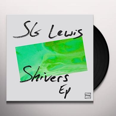 SG Lewis SHIVERS EP Vinyl Record