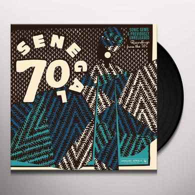 SENEGAL 70: SONIC GEMS & PREVIOUSLY / VARIOUS (WB) Vinyl Record