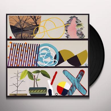 Django Django PAUSE REPEAT Vinyl Record