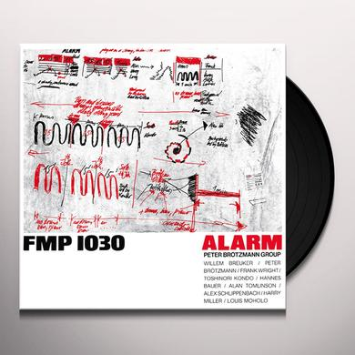 Peter Brötzmann ALARM Vinyl Record - Reissue