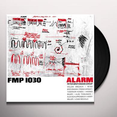 Peter Brötzmann ALARM Vinyl Record