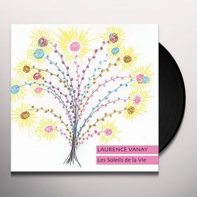 Laurence Vanay LES SOLEILE DE LA VIE Vinyl Record - Limited Edition, Deluxe Edition