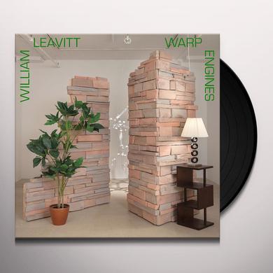 William Leavitt WARP ENGINES Vinyl Record - Limited Edition