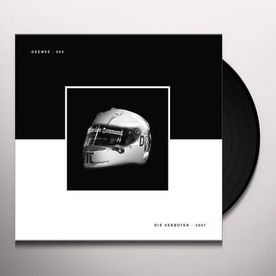 DIE VERBOTEN 2007 Vinyl Record