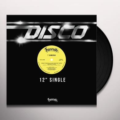 7 Samurai SHAKE IT UP / COSMIC JAM Vinyl Record
