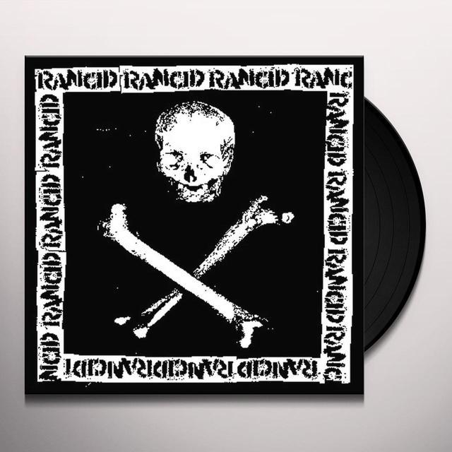 RANCID (1993) Vinyl Record