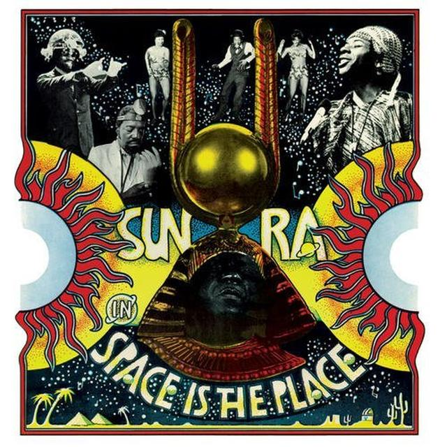 SUTP SPACE IS THE PLACE Vinyl Record - Clear Vinyl, Limited Edition