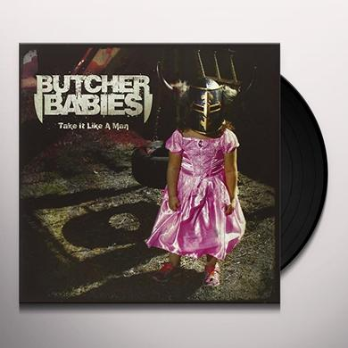 Butcher Babies TAKE IT LIKE A MAN Vinyl Record - Gatefold Sleeve, Digital Download Included