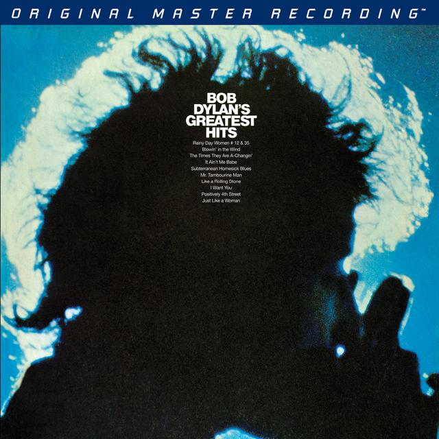 BOB DYLAN'S GREATEST HITS Vinyl Record - Limited Edition, 180 Gram Pressing