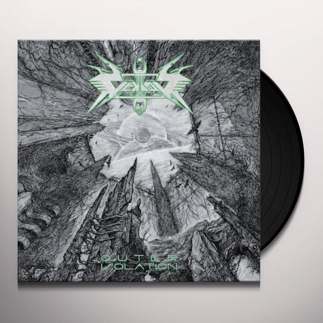Vektor OUTER ISOLATION Vinyl Record