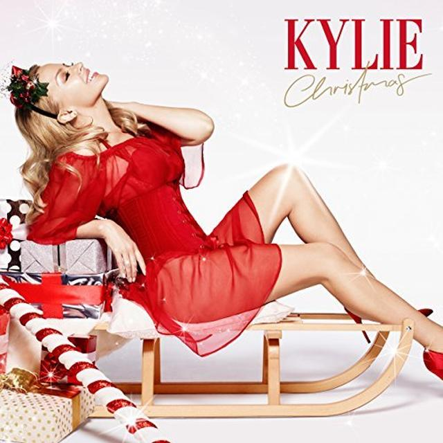Kylie Minogue KYLIE CHRISTMAS Vinyl Record - UK Import