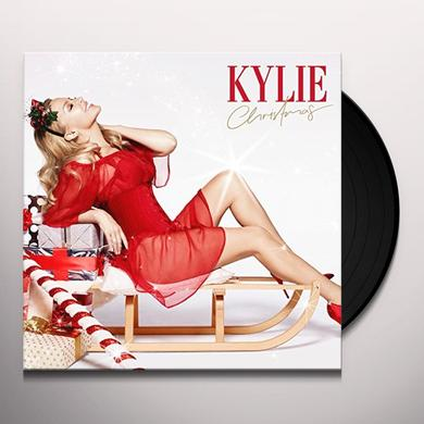 KYLIE CHRISTMAS Vinyl Record - UK Release