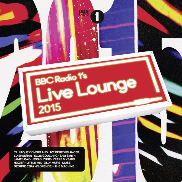 BBC RADIO 1'S LIVE LOUNGE 2015 / VARIOUS (UK) BBC RADIO 1'S LIVE LOUNGE 2015 / VARIOUS Vinyl Record - UK Import