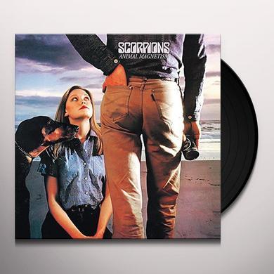 Scorpions ANIMAL MAGNETISM: 50TH ANNIVERSARY (BONUS CD) Vinyl Record
