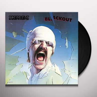 Scorpions BLACKOUT: 50TH ANNIVERSARY Vinyl Record