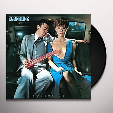 Scorpions LOVEDRIVE: 50TH ANNIVERSARY (BONUS CD) Vinyl Record - Anniversary Edition