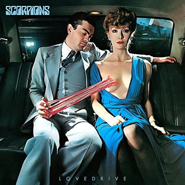Scorpions LOVEDRIVE: 50TH ANNIVERSARY Vinyl Record