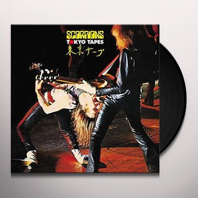 Scorpions TOKYO TAPES: 50TH ANNIVERSARY Vinyl Record