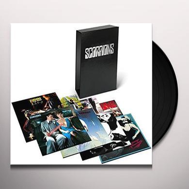 Scorpions VINYL BOX: 50TH ANNIVERSARY (BONUS CD) Vinyl Record - Anniversary Edition, UK Import