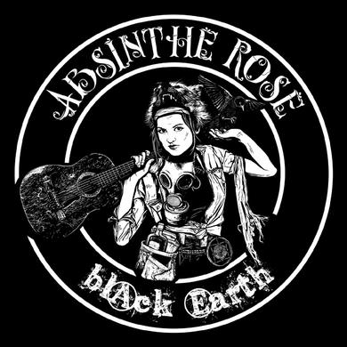 Absinthe Rose BLACK EARTH Vinyl Record