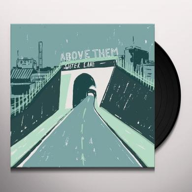 Above Them WATER LANE Vinyl Record
